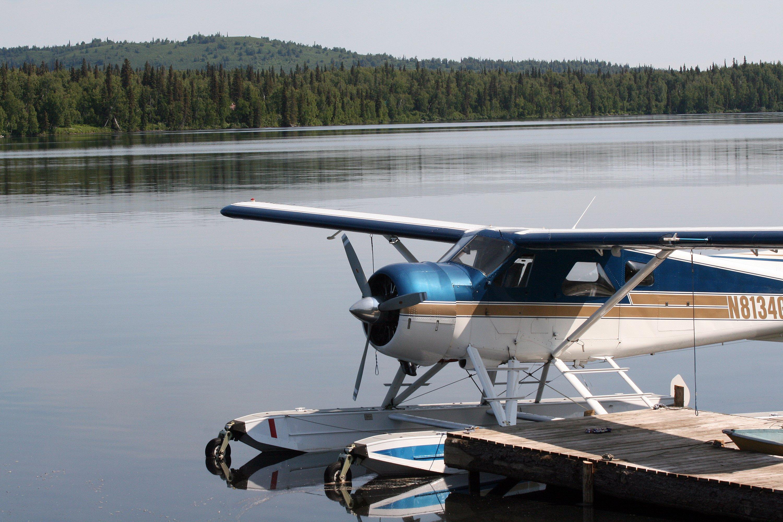 de Havilland DHC-2 MKI Beaver on Wipline 6100 Floats