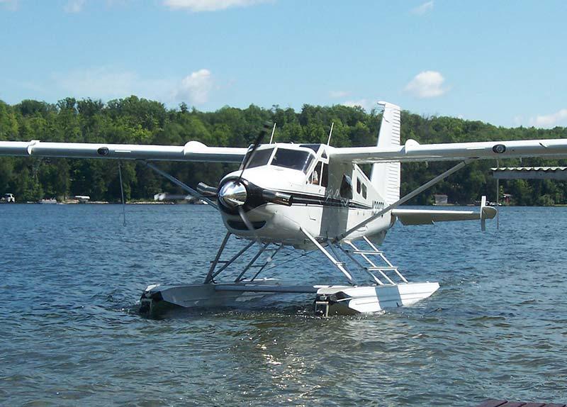 MKIII-Beaver-on-Water