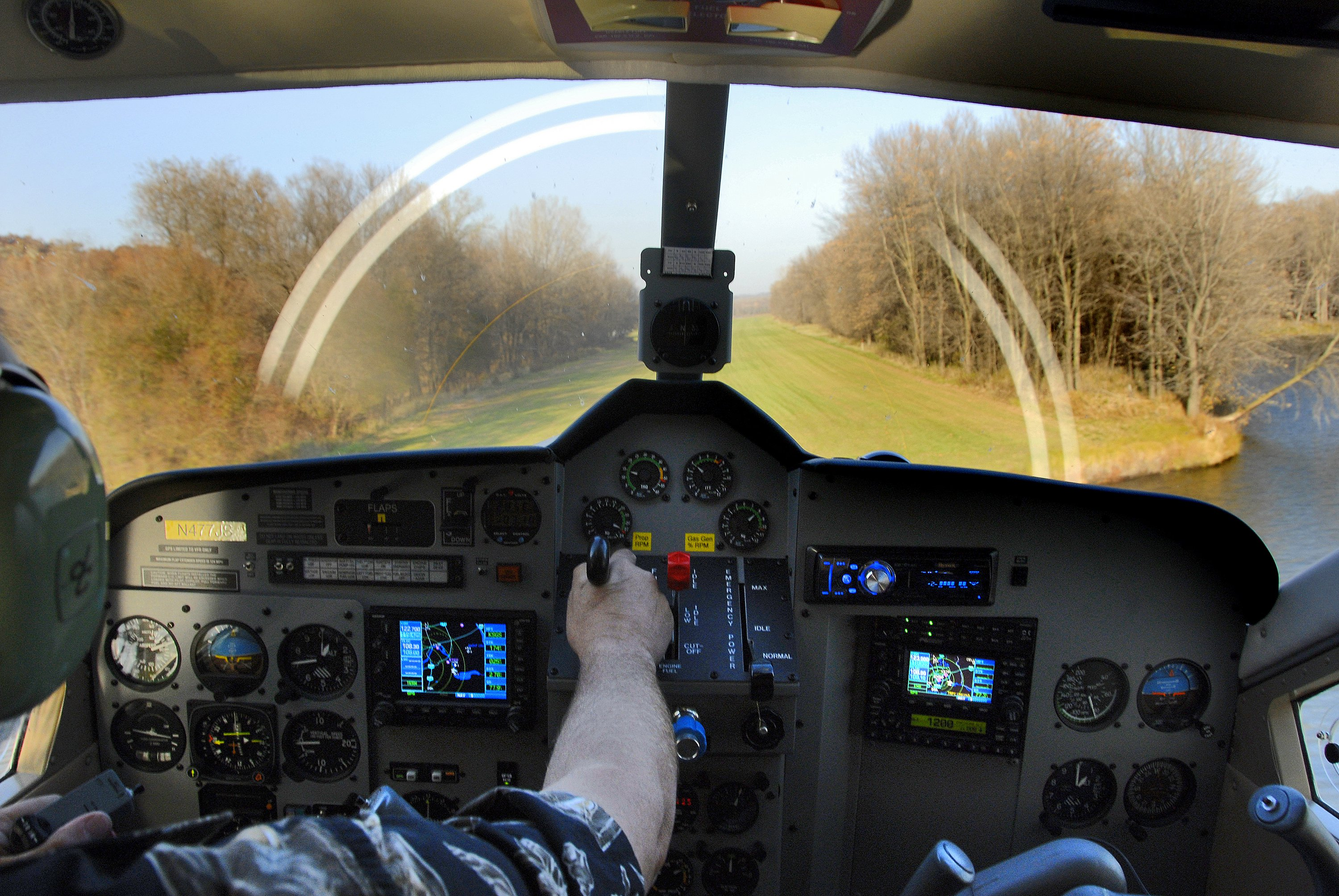 View From a Boss Beaver