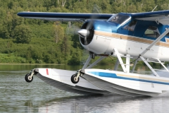 de Havilland DHC-2 MKI Beaver on Wipline 6100 Floats