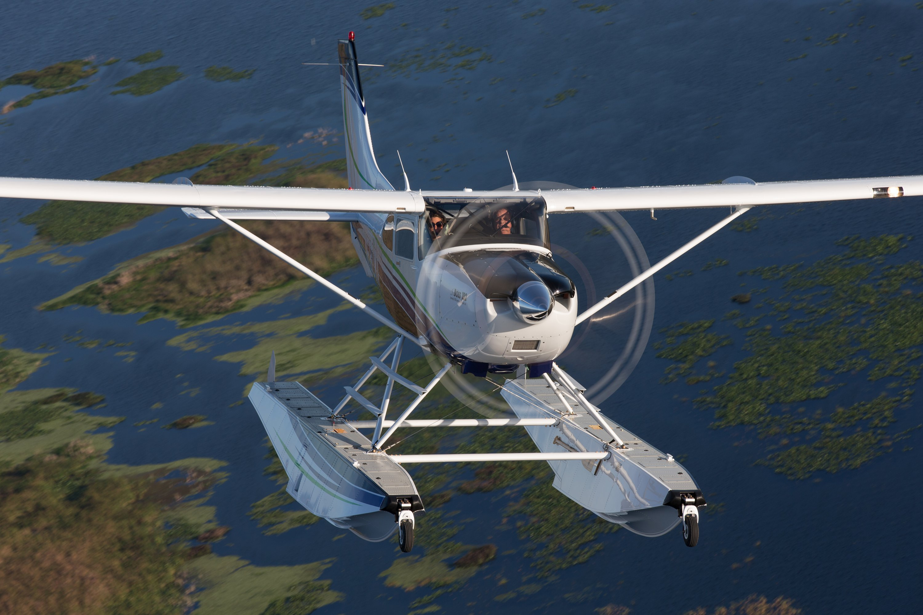 Cessna 182 Skylane Floats, Mods and Services | Wipaire, Inc