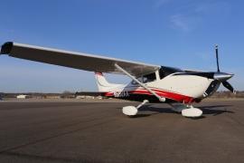 Boss 182 Landplane