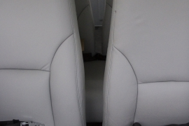 Cessna 185 Interior by Wipaire