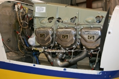 Cessna 206 IO-550 Engine Upgrade