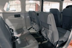 Cessna 206 Interior by Wipaire
