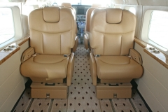 Cessna 208B with an Aurora Interior by Wipaire