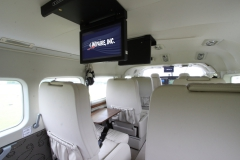 Cessna 208 With Custom Interior and Entertainment System