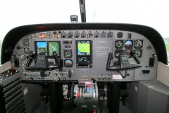 Cessna Caravan with Garmin G600 Installed by Wipaire