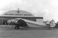 Wiplinger Aircraft Service Lodestar Executive Aircraft