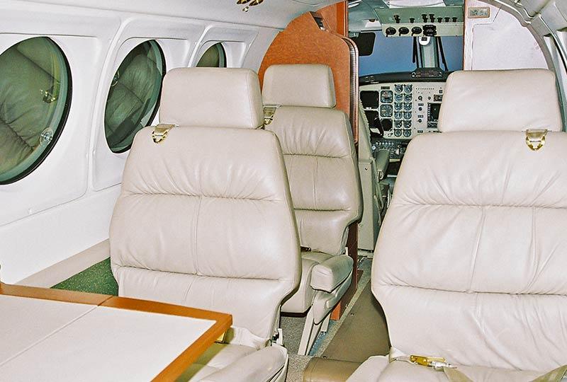 King-Air-200-Interior-3