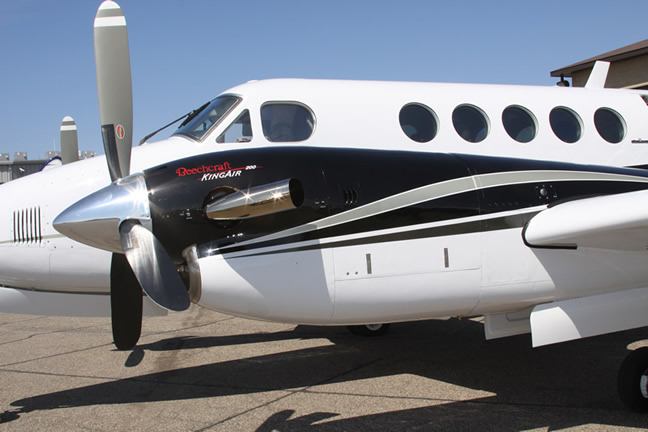 King-Air-200-Paint-2