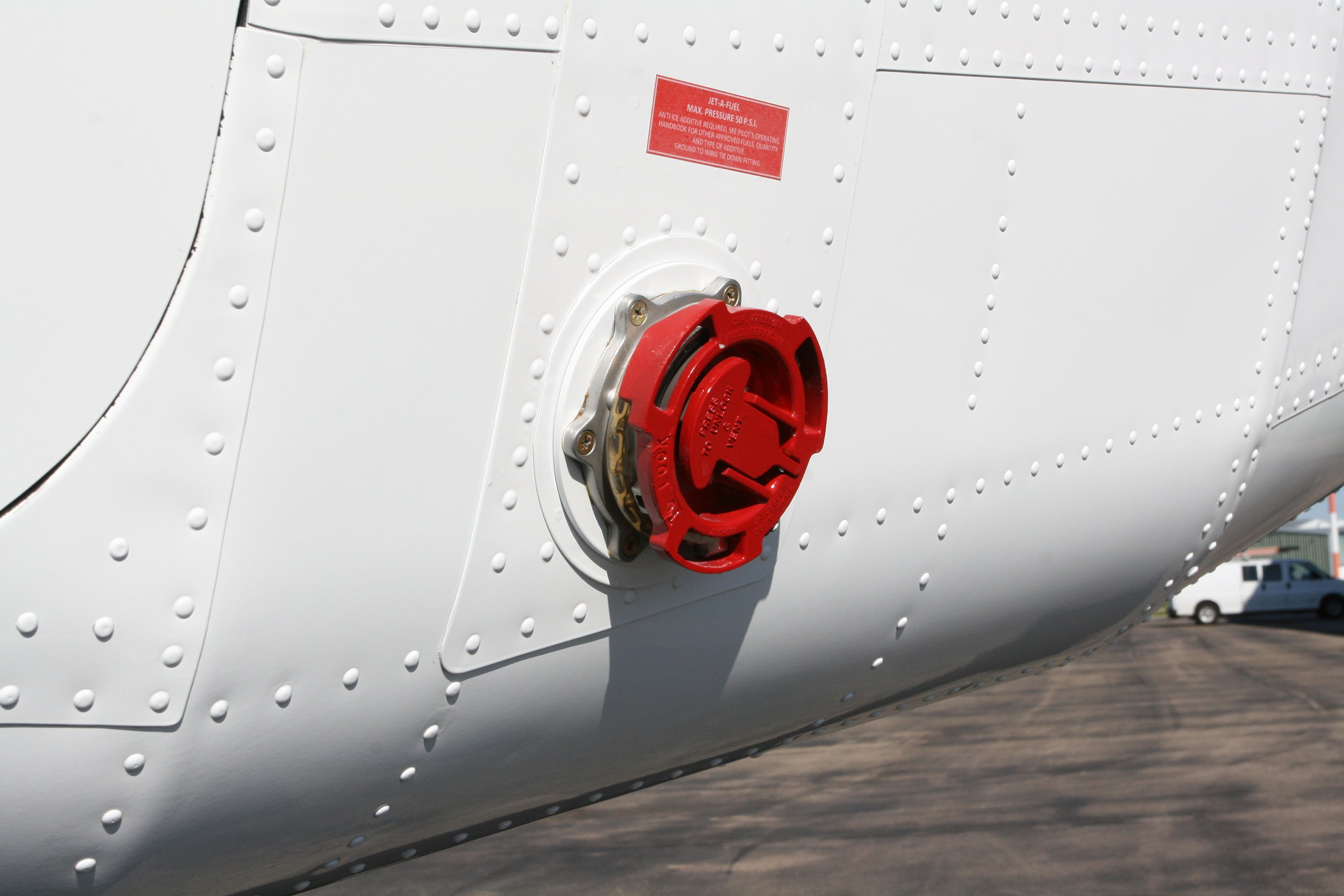 Single Point Fueling Kodiak Nozzle