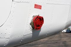 Single Point Fueling Kodiak Nozzle