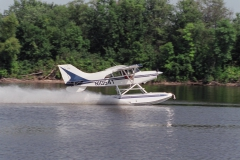 Maule M-7-260 on Wipline Floats