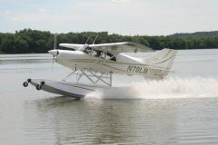 Maule MX-7-235 on Wipline 3000 Floats