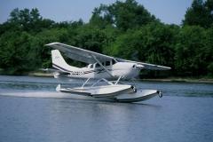 Wipline 3450 Floats Cessna 206 With Co-Pilot Door