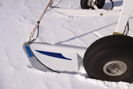 C3000A AirGlide Skis on a Scout