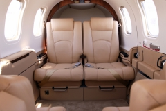 Socata TBM Interior by Wipaire