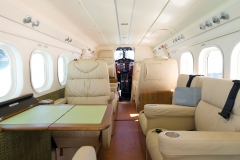 Twin Otter with Executive Interior STC by Wipaire