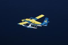 De Havilland Twin Otter on Wipline 13000 Floats