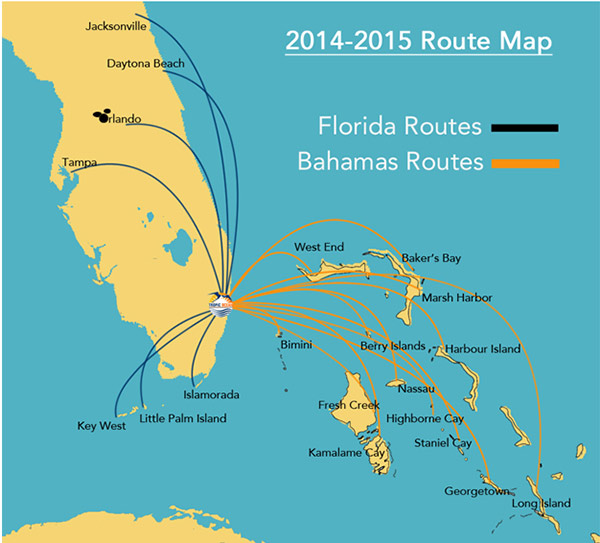 Upward Bound – Tropic Ocean Airways Expands Service with Wipline ...