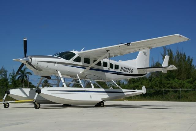 2006 cessna caravan amphibious wipaire  inc Cessna Grand Caravan Cessna 208 G1000