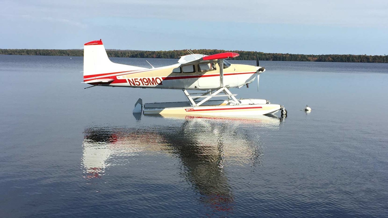 First Time's the Charm – Finding the Right First Floatplane