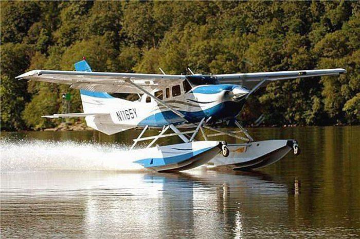 Sold 2006 Cessna T206h Amphibious Wipaire Inc