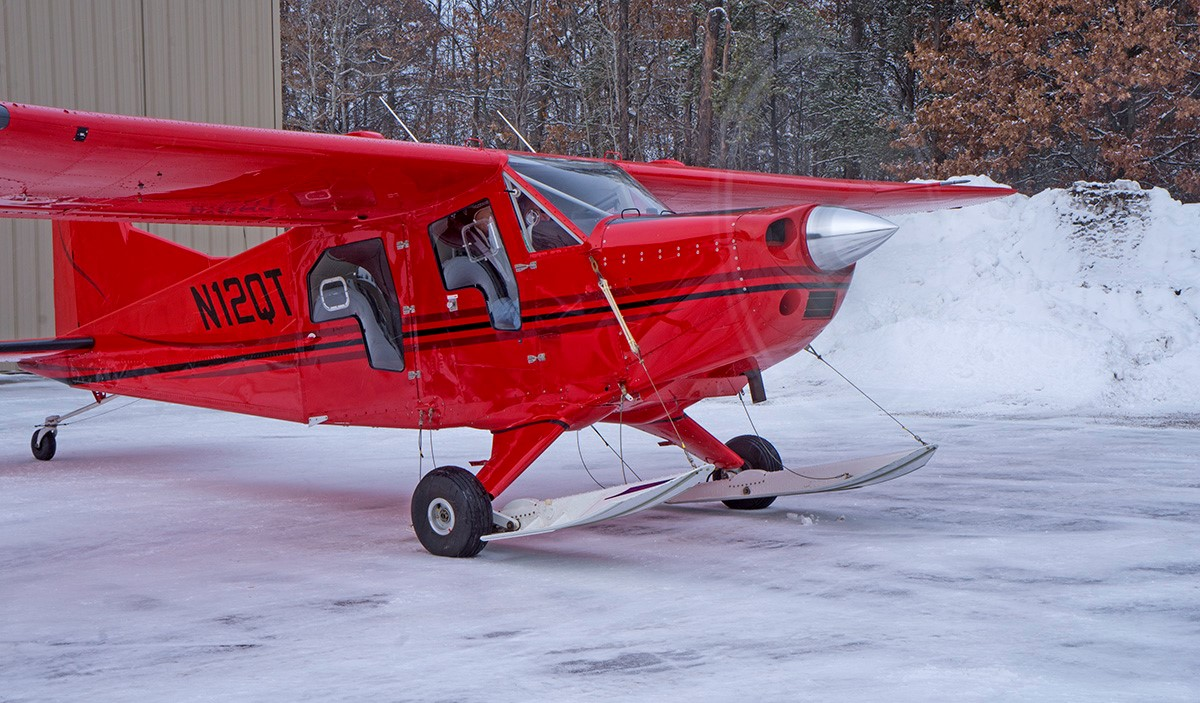 Sold 2005 Found Aircraft Fba 2c1 Wipaire Inc