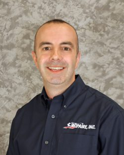 A photo of Steve Fuchs, Senior Director of Aircraft Services for Wipaire