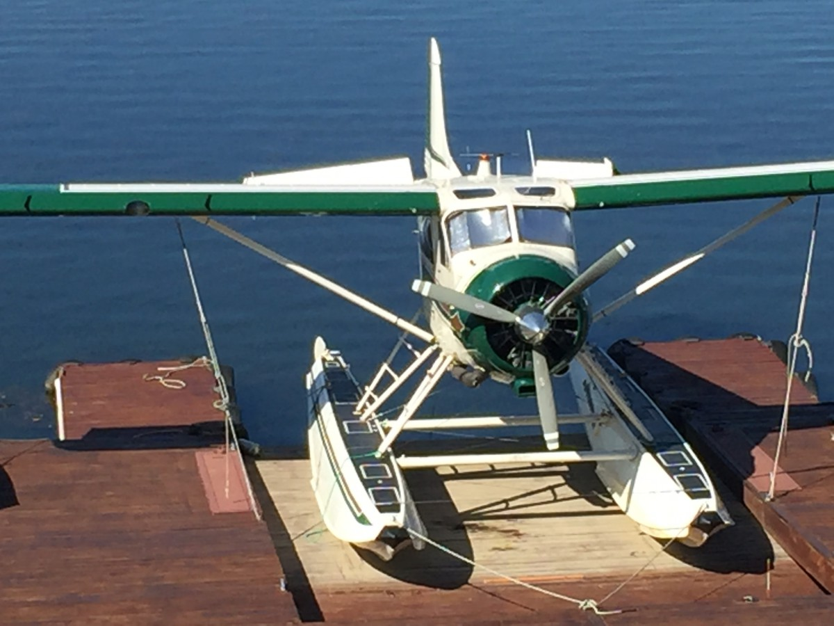 SOLD: 1952 DHC-2 Beaver on EDO Straight Floats | Wipaire, Inc