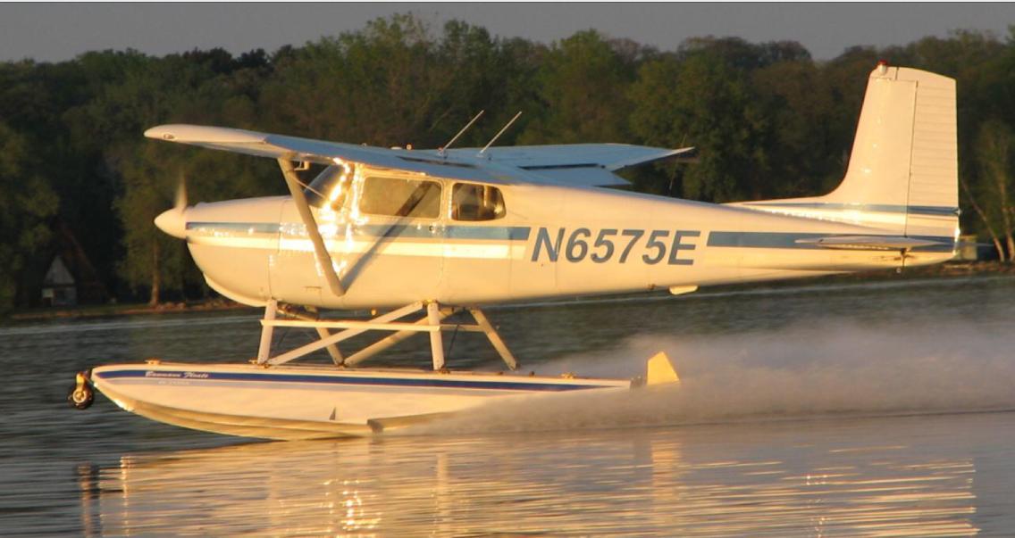 SOLD 1959 Cessna 175 Award Winning Amphibious | Wipaire, Inc