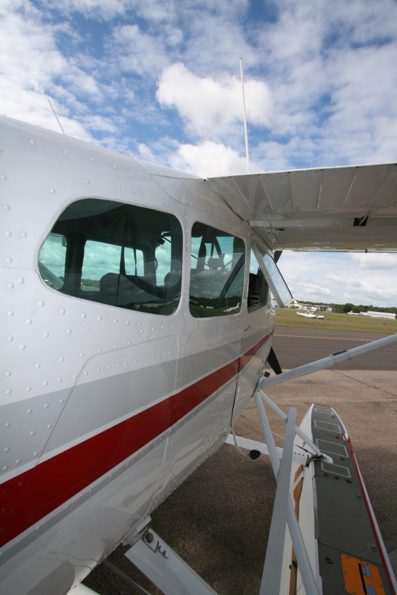 SOLD-1974 Cessna A185F Amphibious | Wipaire, Inc