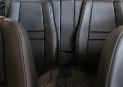 Navion Interior Completed by Wipaire
