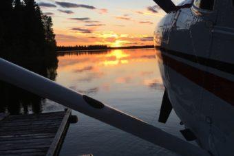 pretty sunset shot