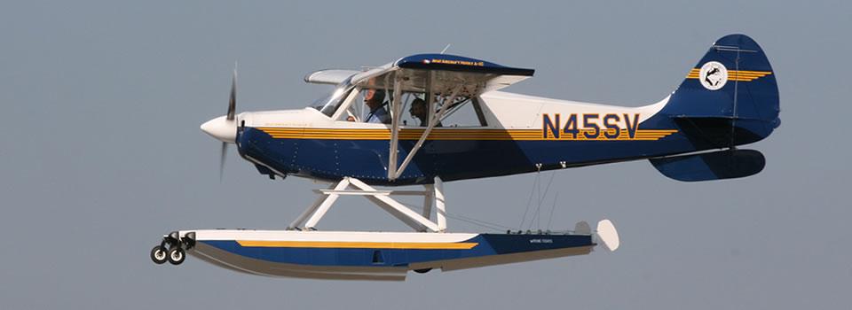 Aviat Husky Slide A C on Aircraft Repair Manual