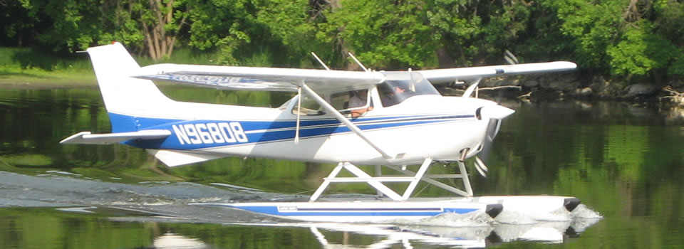 Cessna 172/175 Floats and Services | Wipaire, Inc