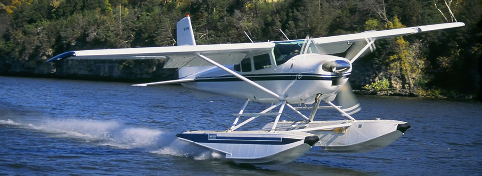 Cessna 180 Skywagon Floats, Skis, & Services | Wipaire, Inc