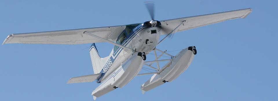 Cessna 185 Skywagon Floats, Mods, & Services   Wipaire, Inc