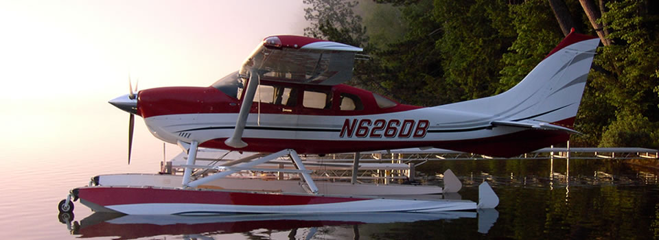 Cessna 206 Floats, Mods, and Services   Wipaire, Inc