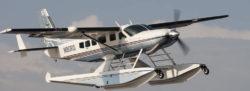 Cessna 208 on Wipline 8750 Floats