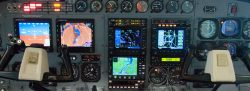 Cessna Caravan with Avionics by Wipaire