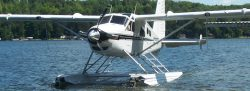 de Havilland Beaver MKIII on Wipline 6100 Floats