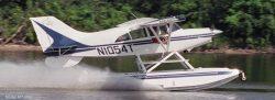 Maule M7-260 on Wipline 3000 Floats