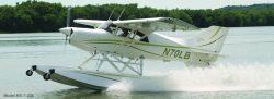 Maule MXt-235 on Wipline 3000 Floats