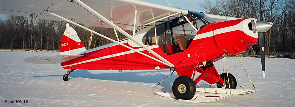 Piper PA-12/PA-18 Floats, Mods, and Services   Wipaire, Inc