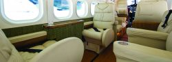 Twin Otter Executive Interior by Wipaire