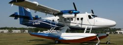 Twin Otter Painted by Wipaire