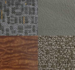 Denali Color Scheme Swatches
