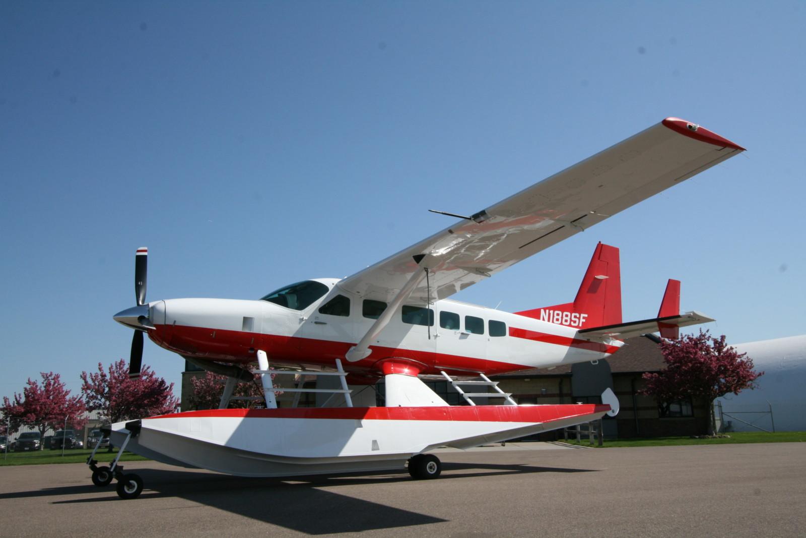 SOLD – 2013 Cessna Caravan Amphibious